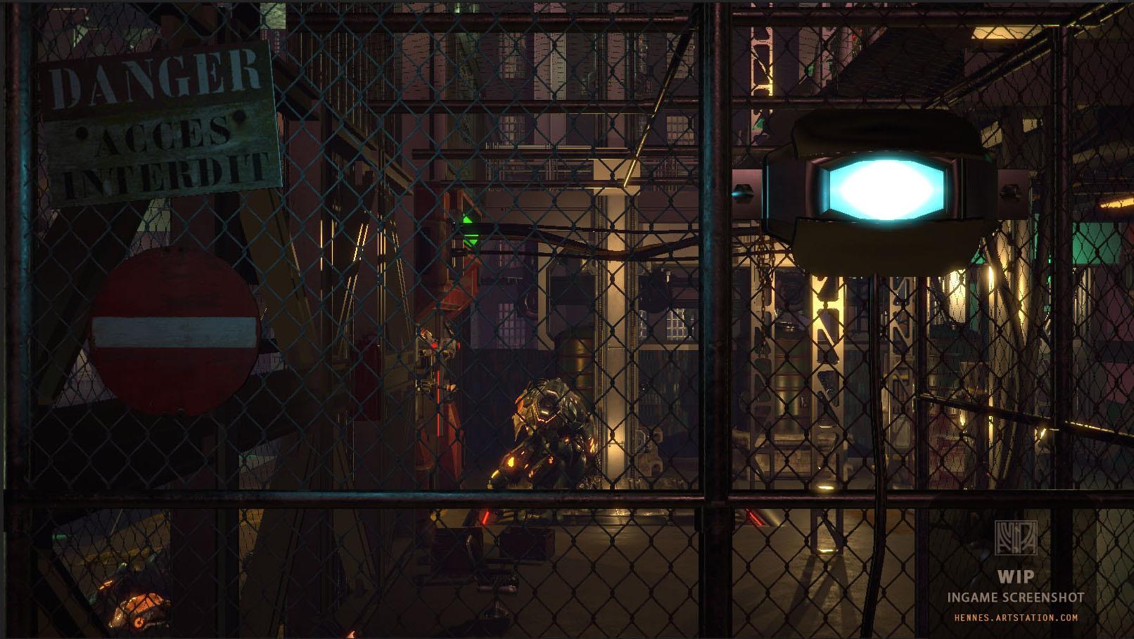 Amira hennes dystopy screenshot 03