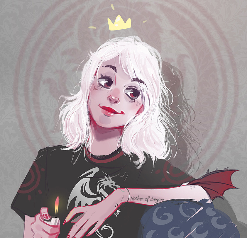 Alter native khaleesi