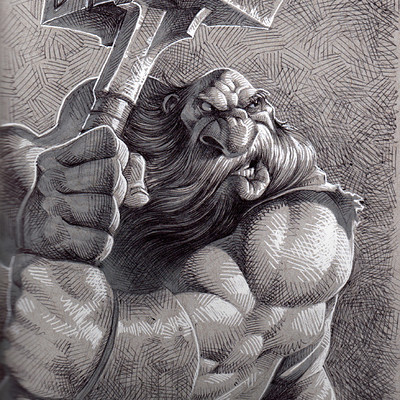 Kevin keele warhammerdwarf