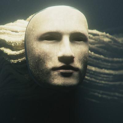 Anthony pilon mask creature