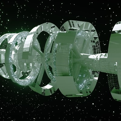 Kresimir jelusic robob3ar 270 090716 space station 2010
