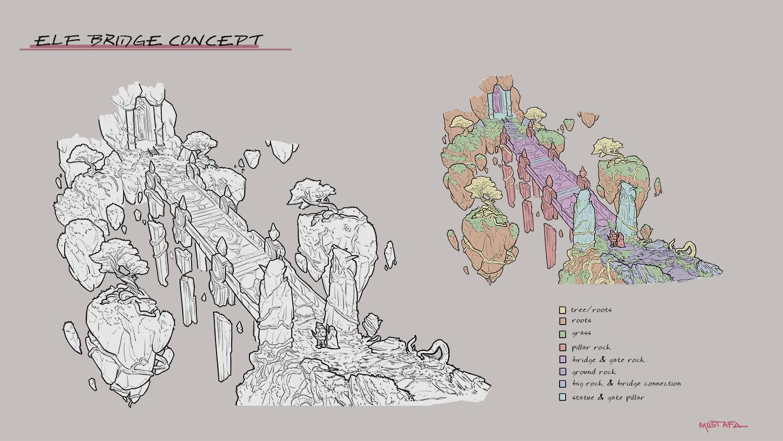Mustafa ozkan mustafa elf bridge concept