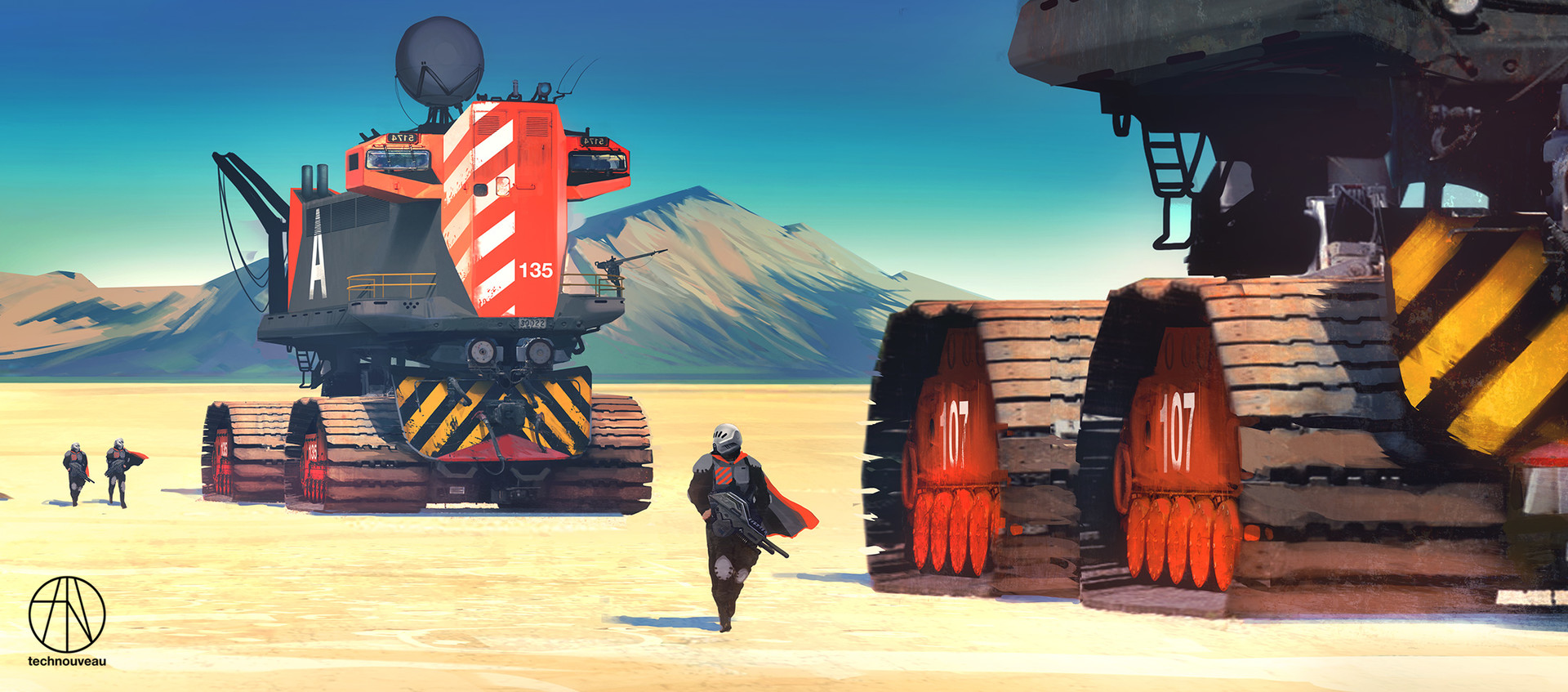 Rasmus poulsen crawlers desert