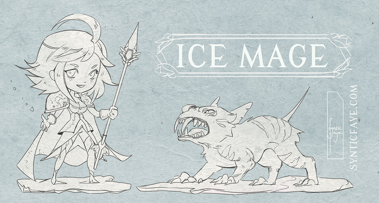 Trudy wenzel icemage sheet