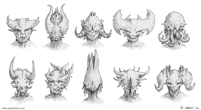 Veli nystrom sketch demonheads1