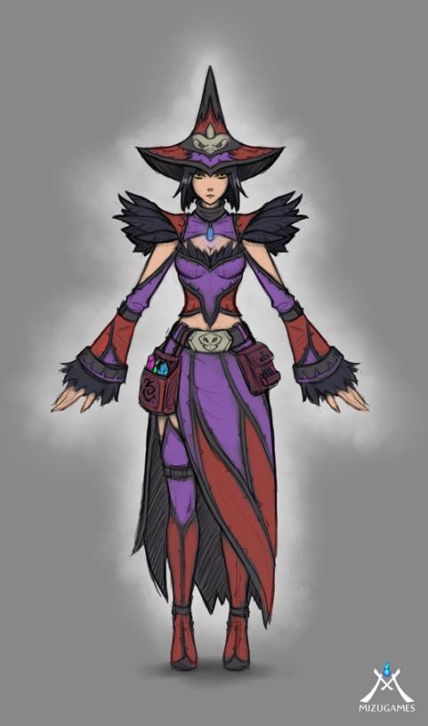 Emma salamanca witch