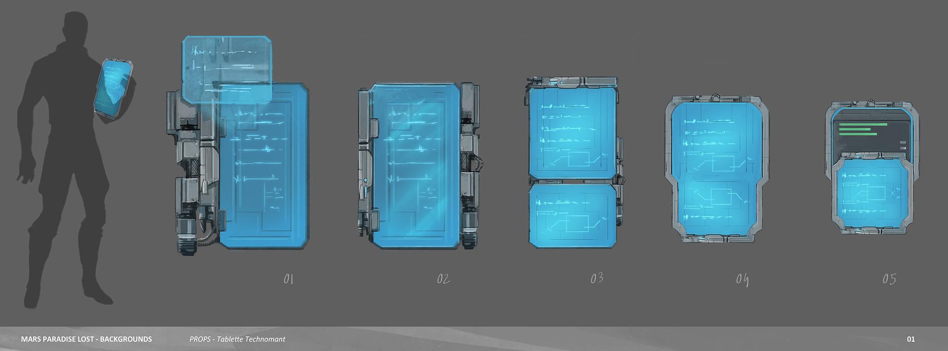 Alexandre chaudret mpl props tablette technomant01