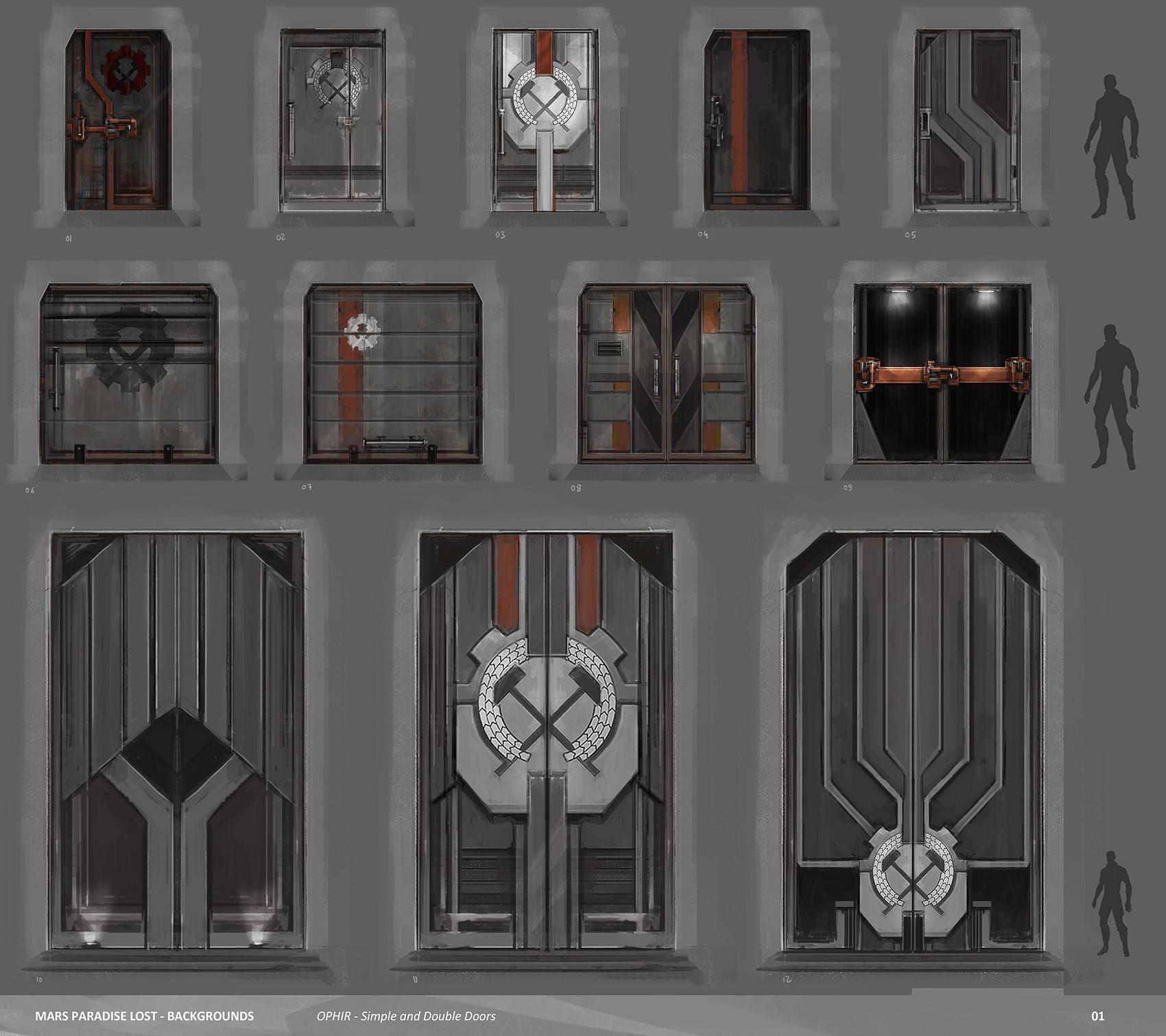 Alexandre chaudret mpl backgrounds doors01