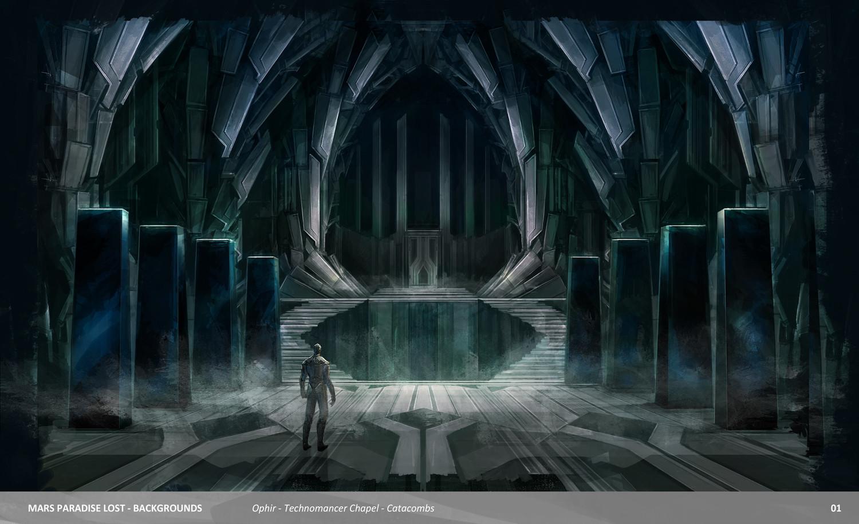 Alexandre chaudret mpl backgrounds ophir chapel catacombs01