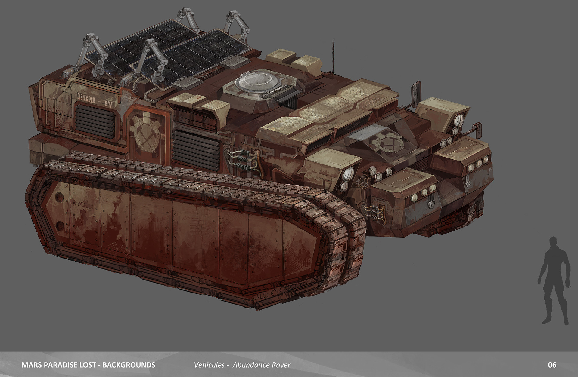 Alexandre chaudret mpl backgrounds vehicules rover06