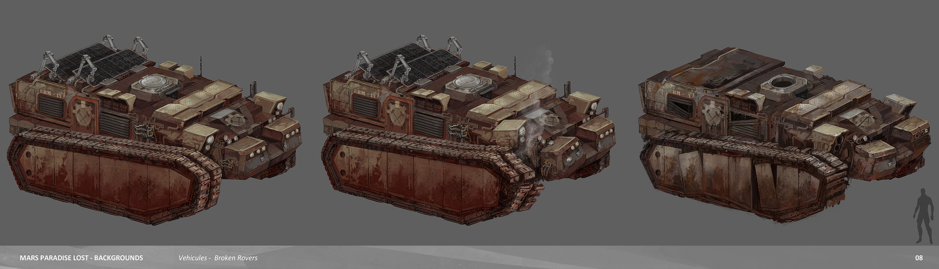 Alexandre chaudret mpl backgrounds vehicules rover08