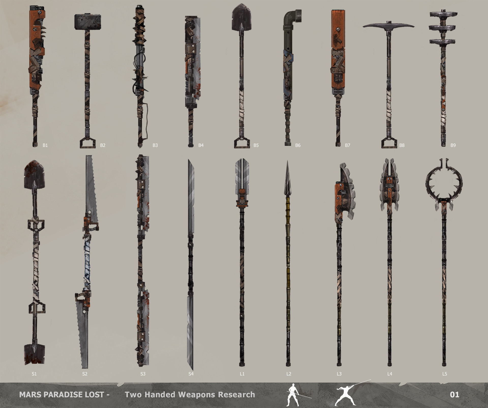 Alexandre chaudret mpl weapon twohanded weapon research01