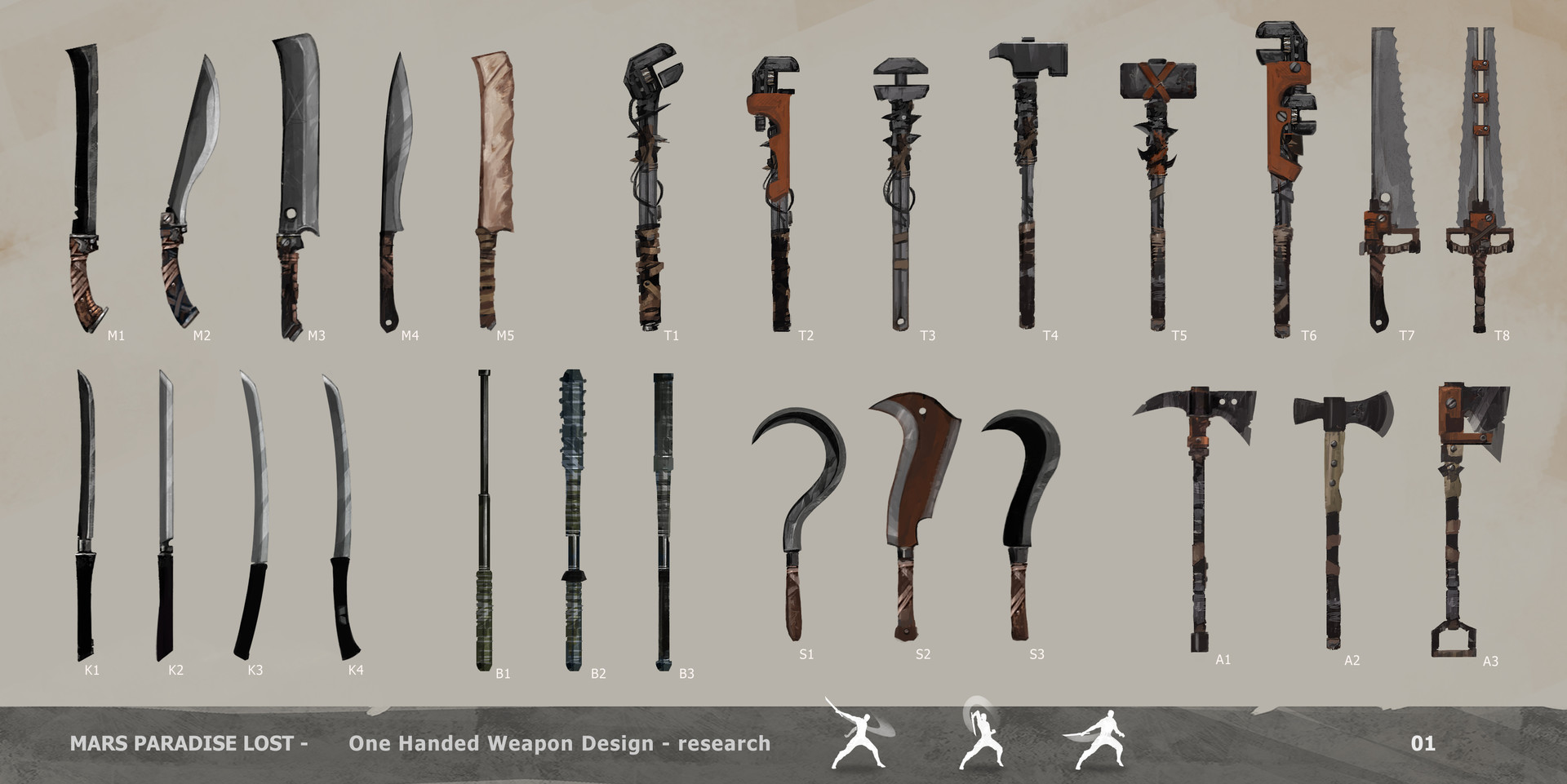 Alexandre chaudret mpl weapon onehanded research01