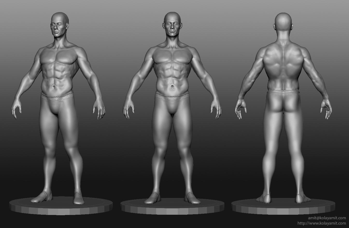 Figure Sculpt