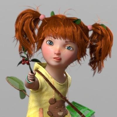 Pil chang girl 001 905