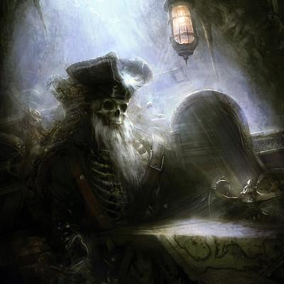 Joakim ericsson pirate night liten