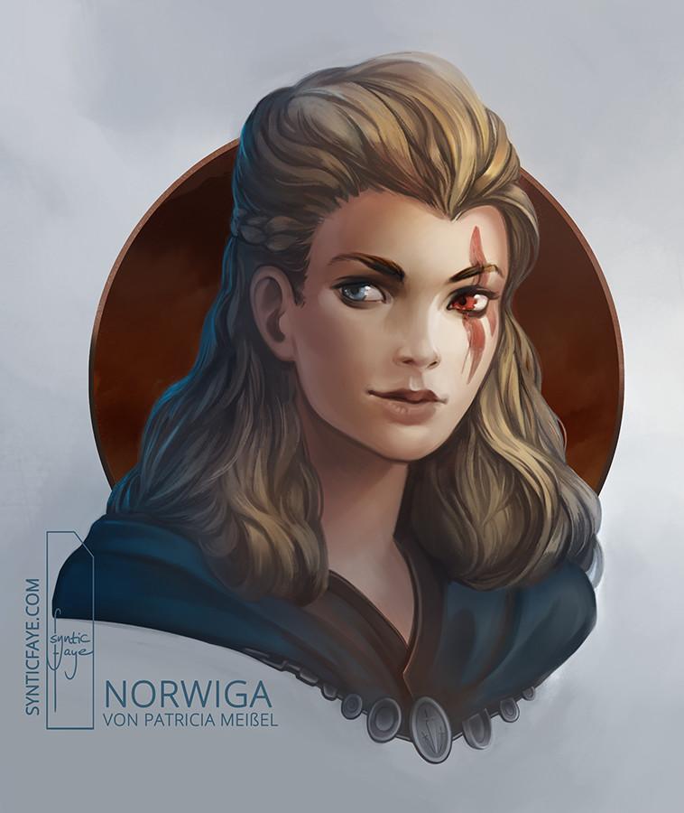 Trudy wenzel norwiga commission fin