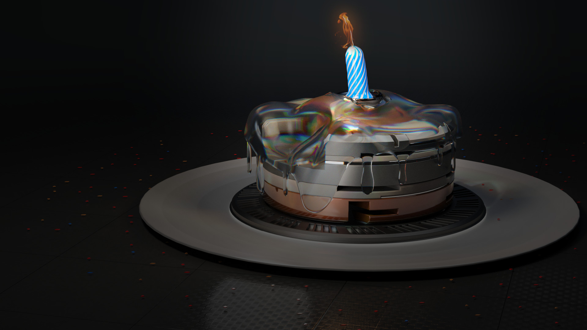 Jerry perkins mx1001 cake1
