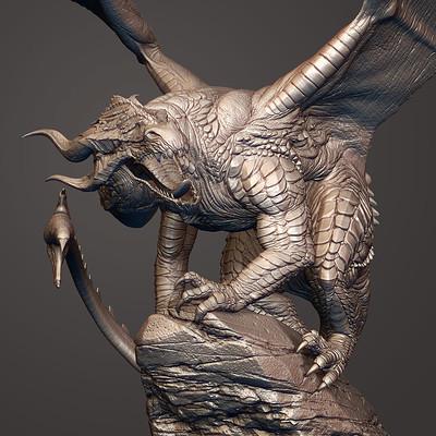 Jesse sandifer dragon pose 3q1