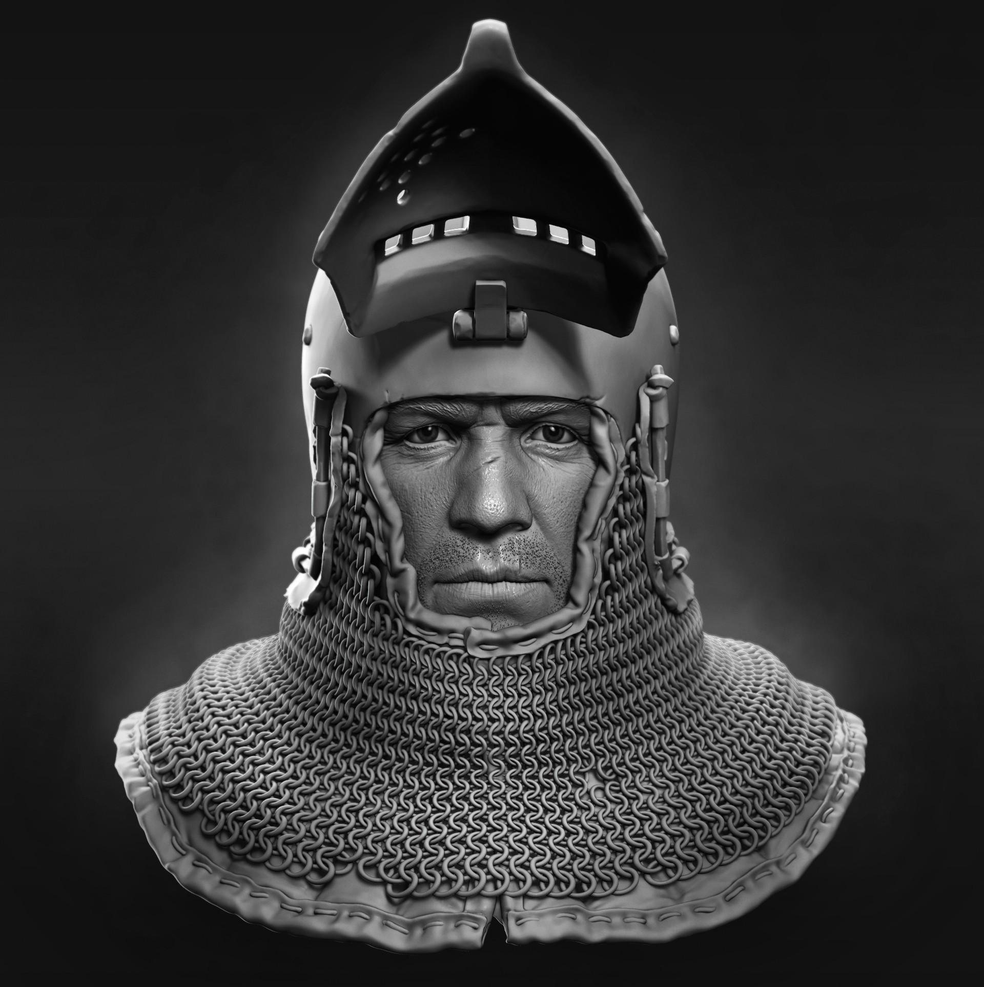 Petr sokolov artpity knight hp helmet final