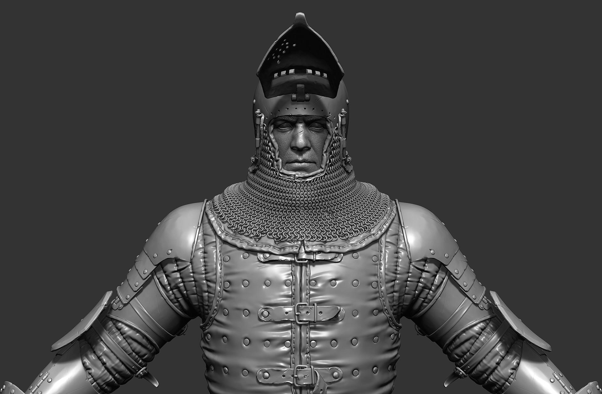 Petr sokolov artpity knight tpose close