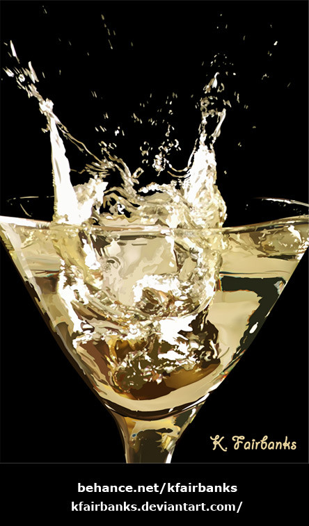 K fairbanks cocktail by kfairbanks