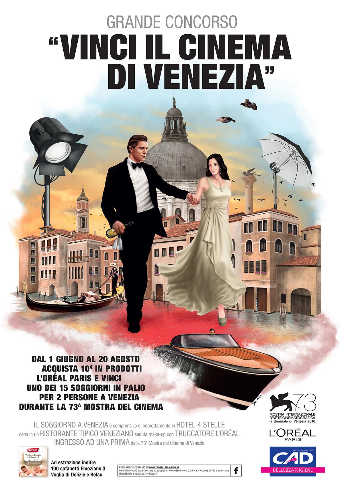 Giuseppe de iure cad cinema venezia giuseppe de iure