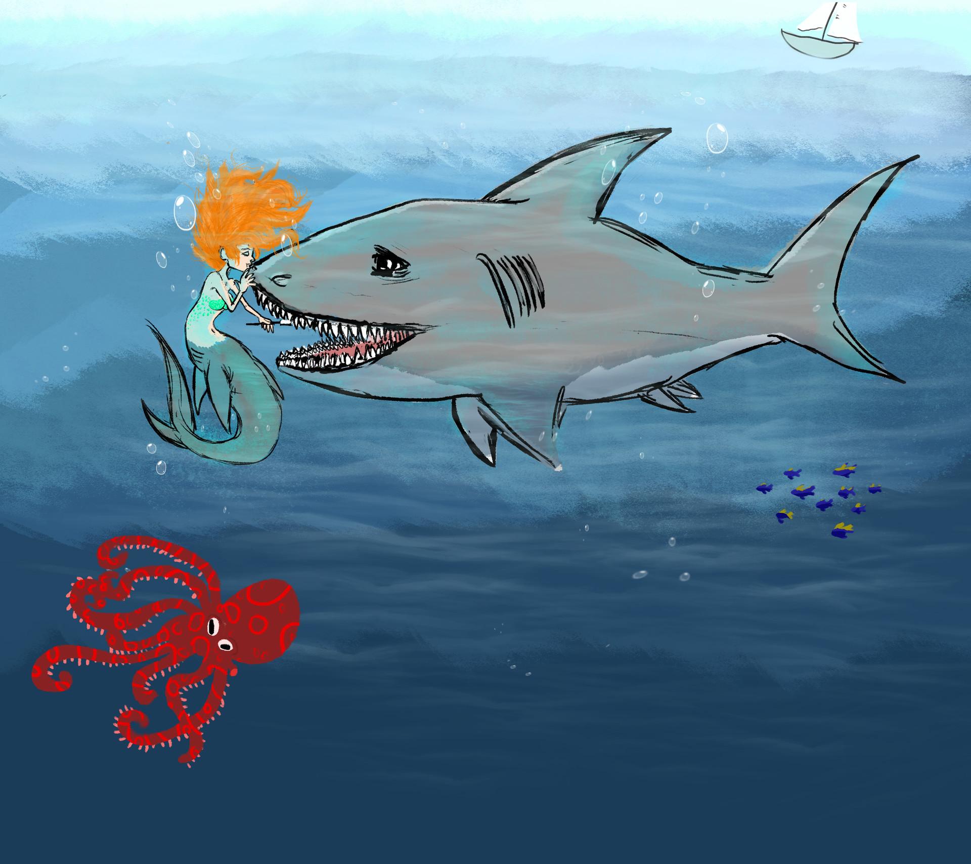 Alexandra hall pinner sharkweek