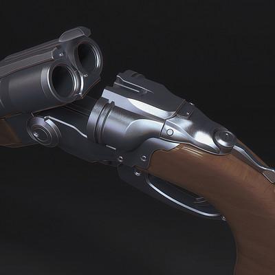 Mark van haitsma db shotgun open sm