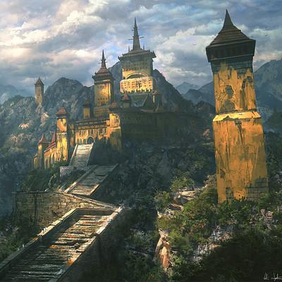 Veli nystrom castle test