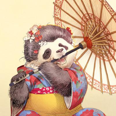 Thorn bulle panda geisha2
