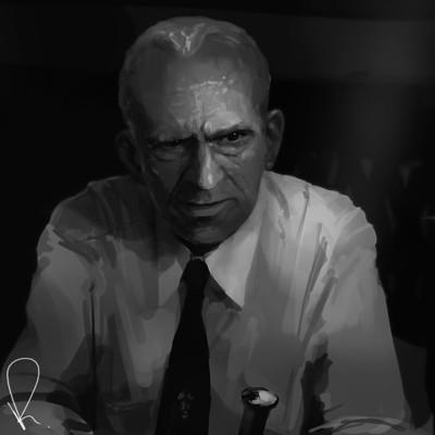Marcin rubinkowski old angry man