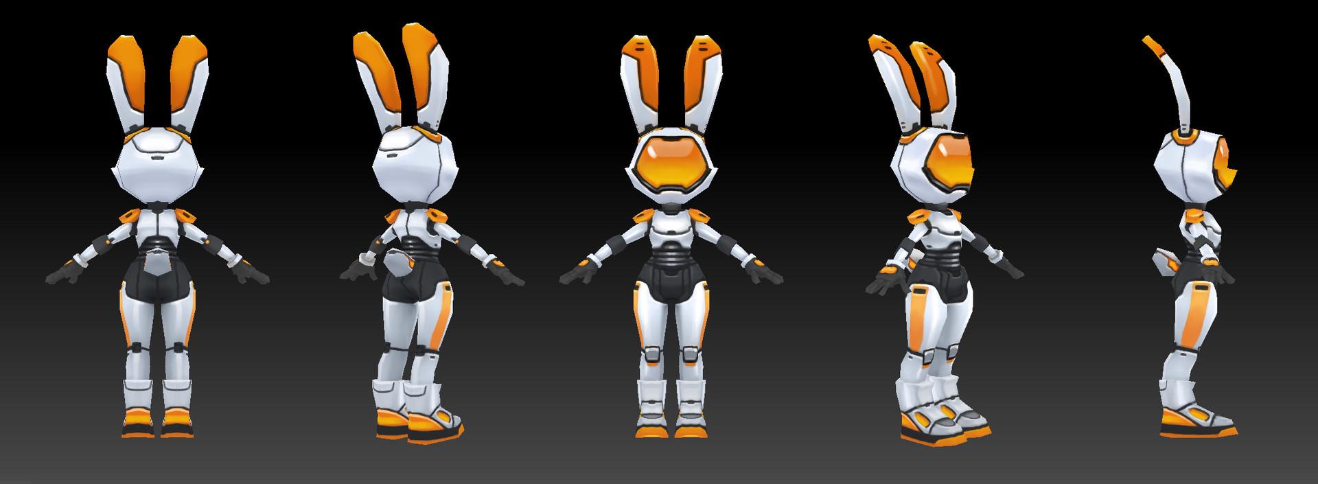 Jose cua cyber bunny final