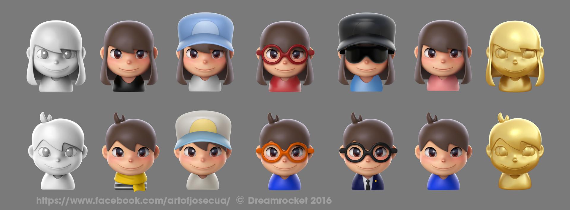 Jose cua jose cua avatar customizing 15
