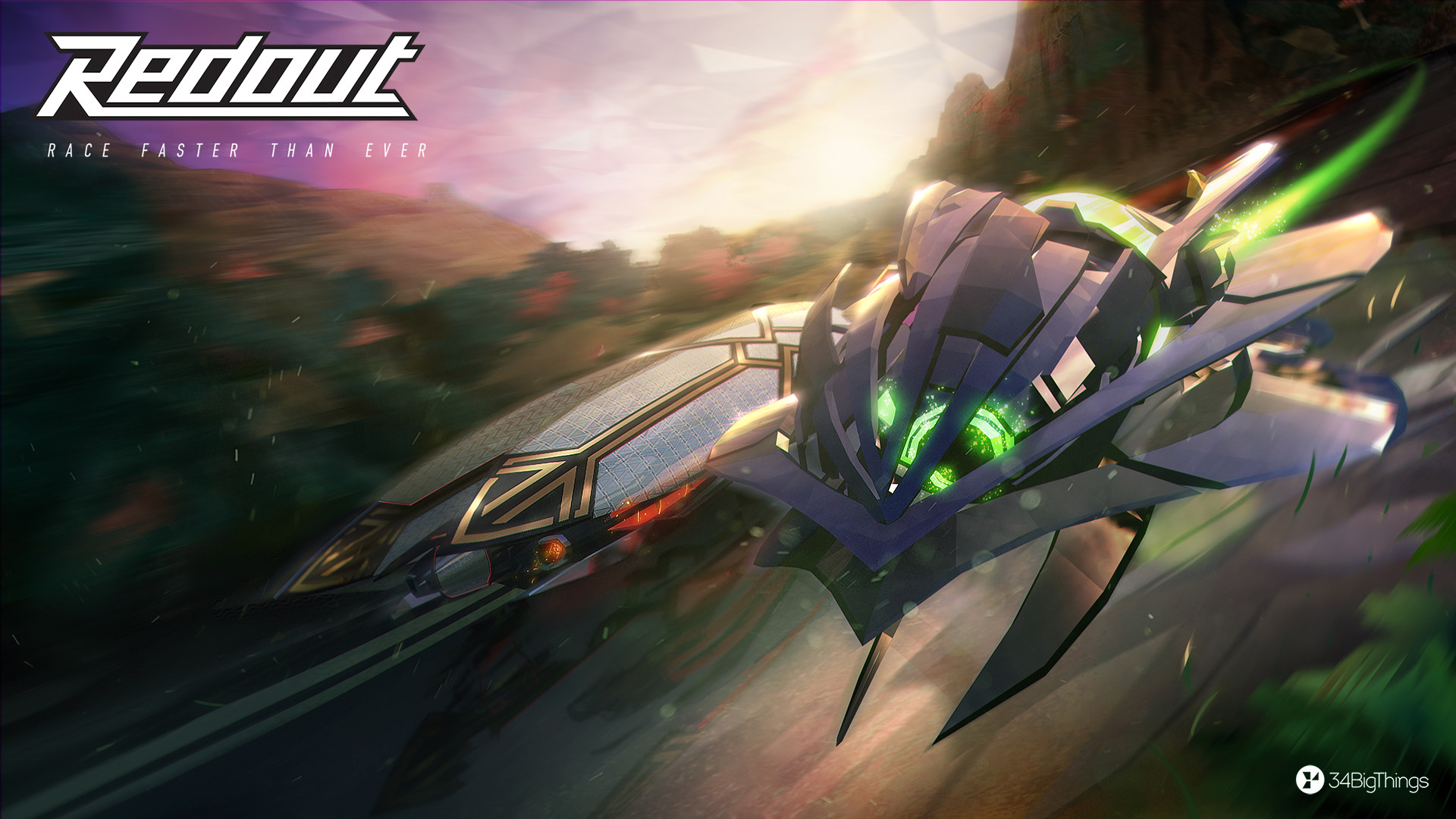 Redout - Green