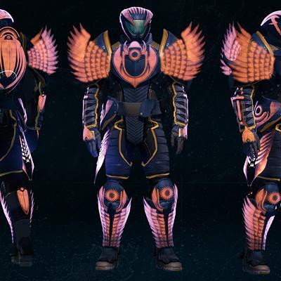 Ken osuna trials titan roi ornamented