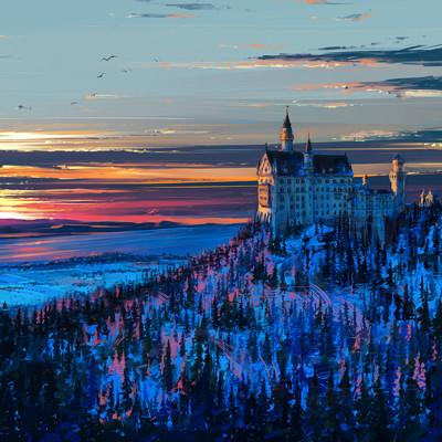 Alena aenami castle2k