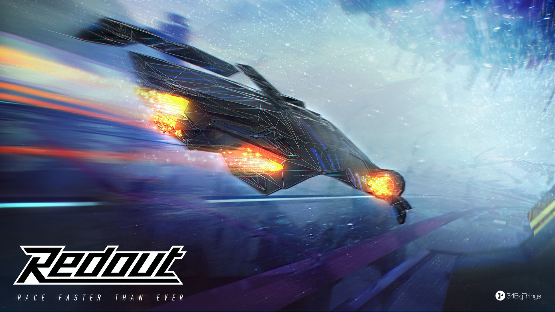 Redout - Snowstorm