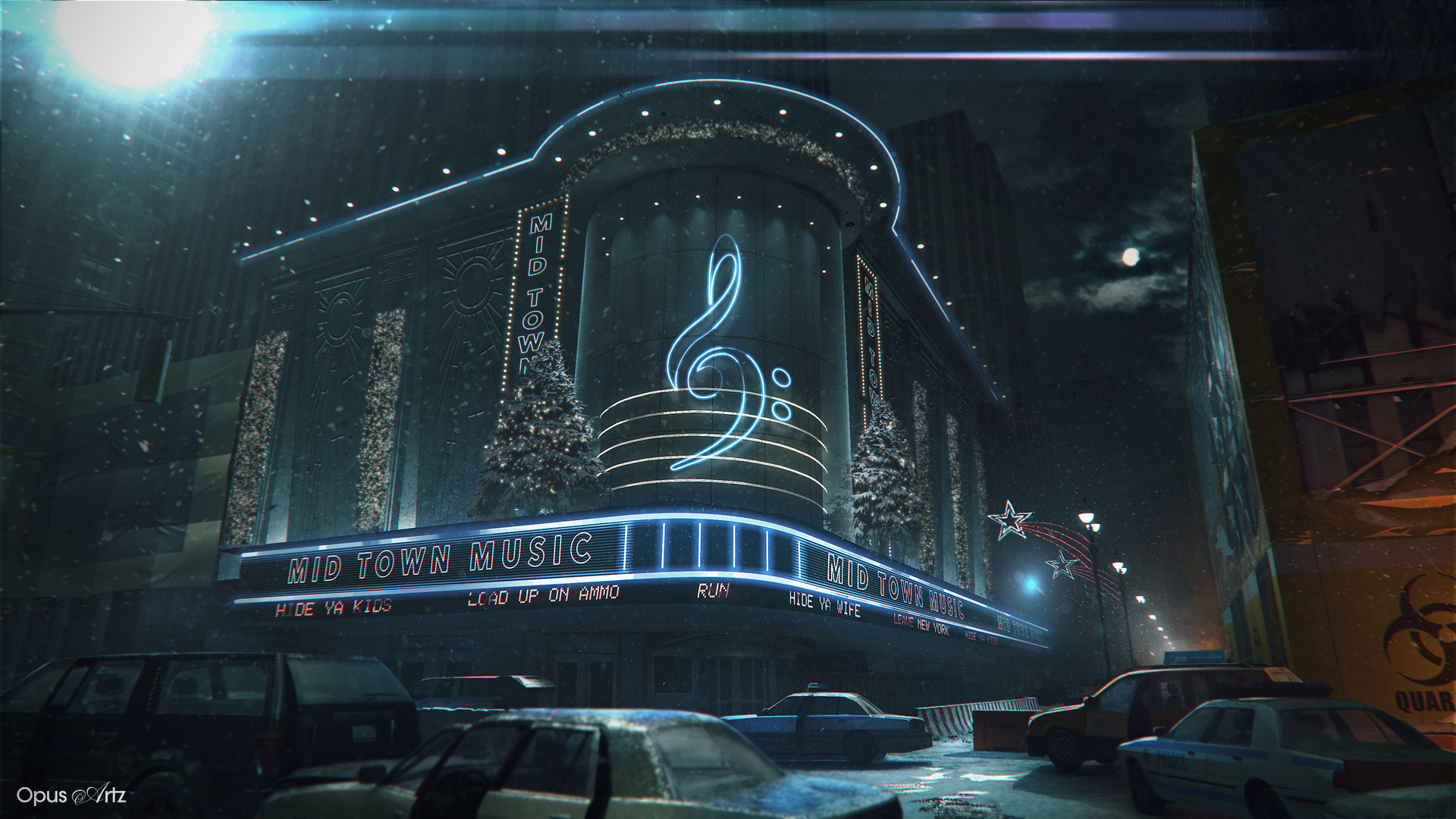 Opus artz theatre render final