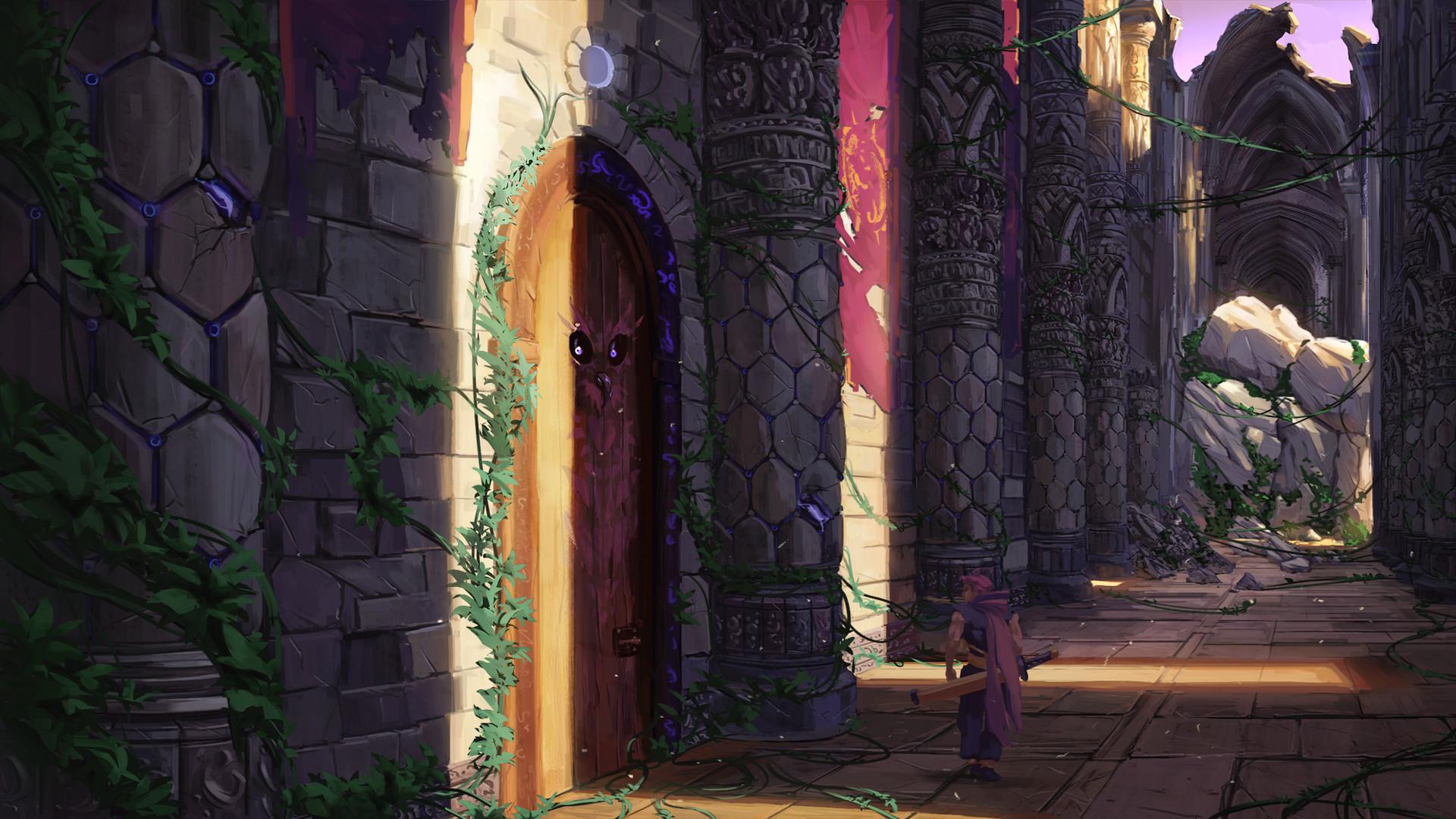 Mustafa ozkan hallway2