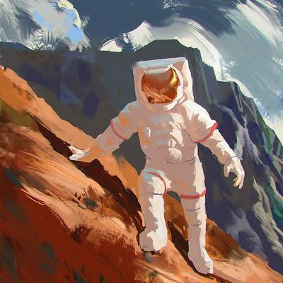 Adrian retana astronaut