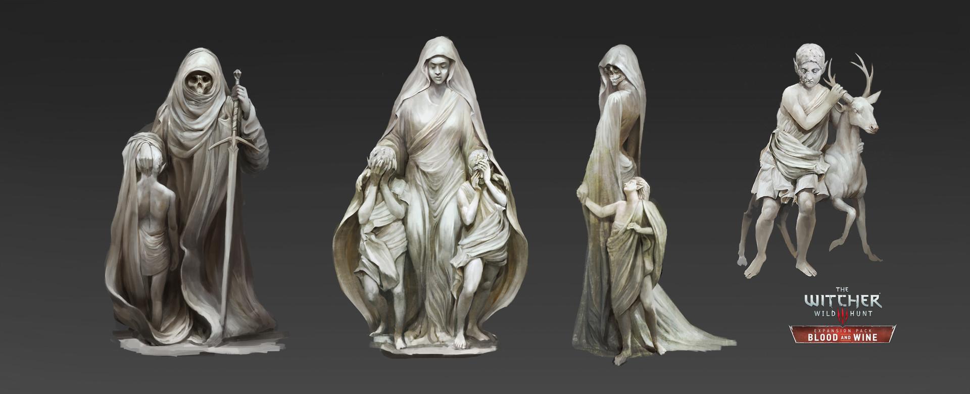 Marta dettlaff baw sculpts elf 01