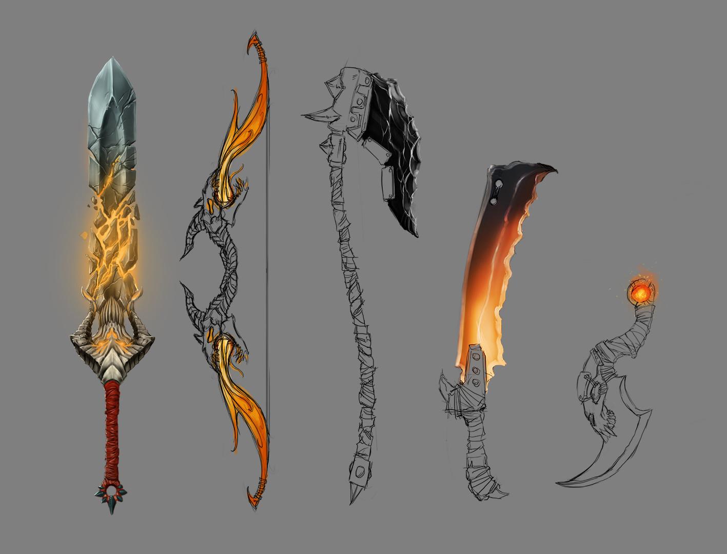 Matthew harris weapon progress 01
