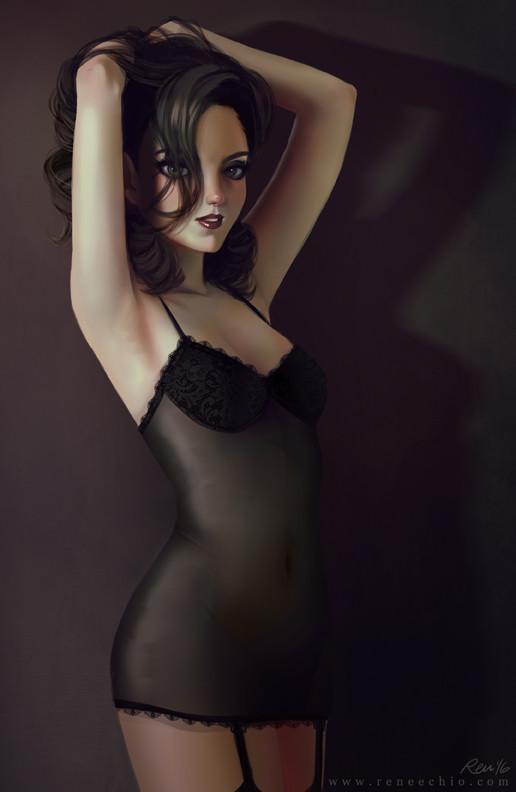 Renee chio ladyindressd1