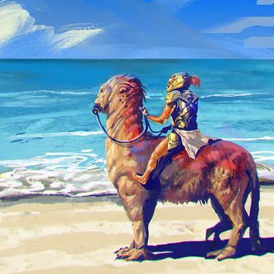 Adrian retana beach