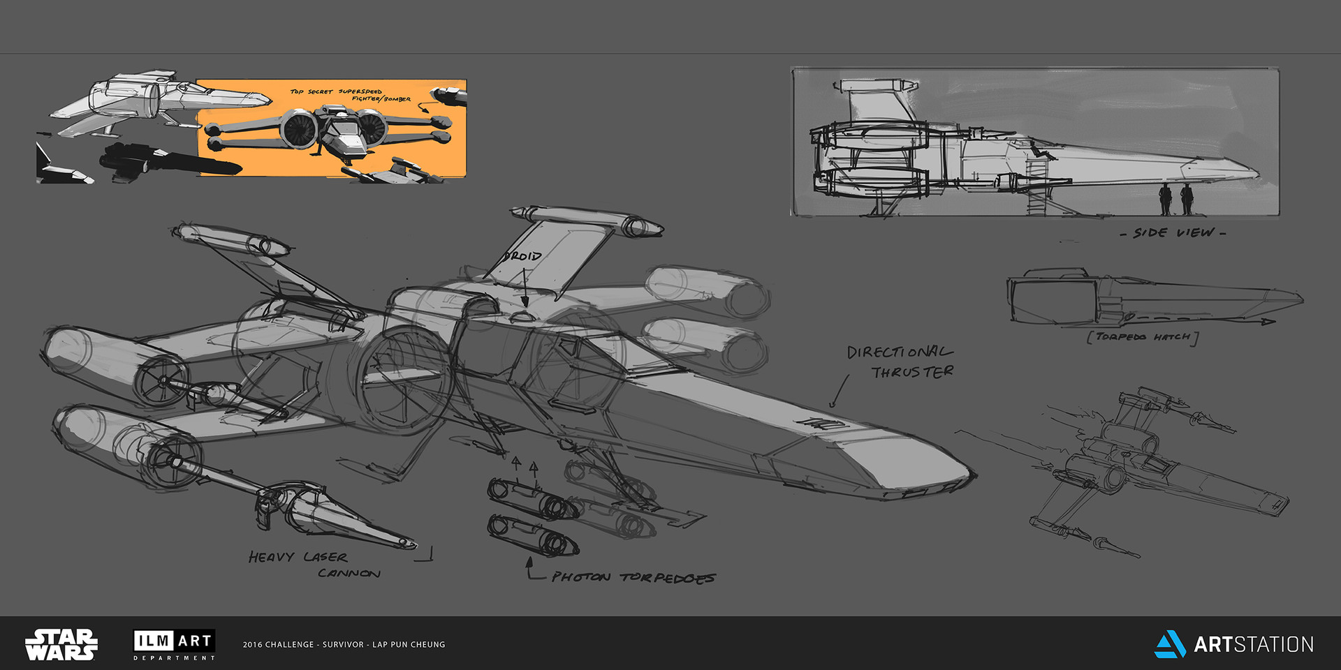 Lap pun cheung the ride fighter designs 001 online