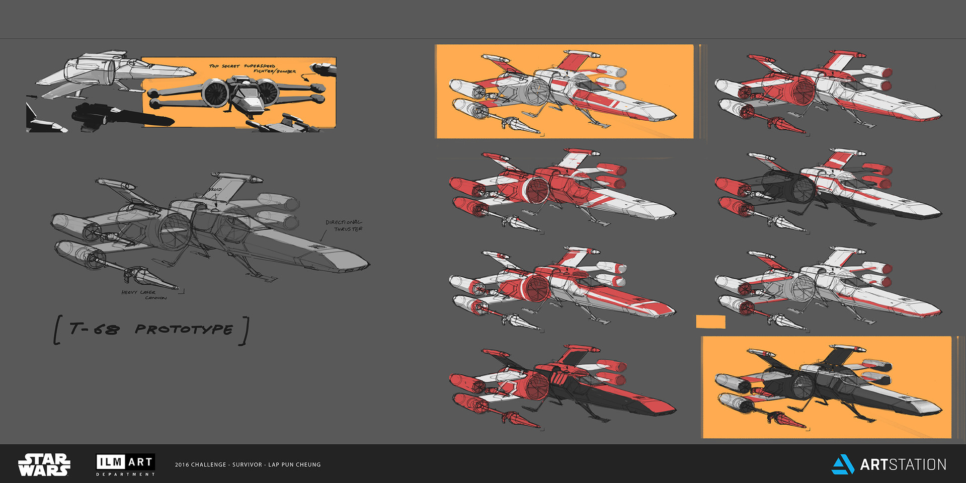 Lap pun cheung the ride fighter designs 002 online