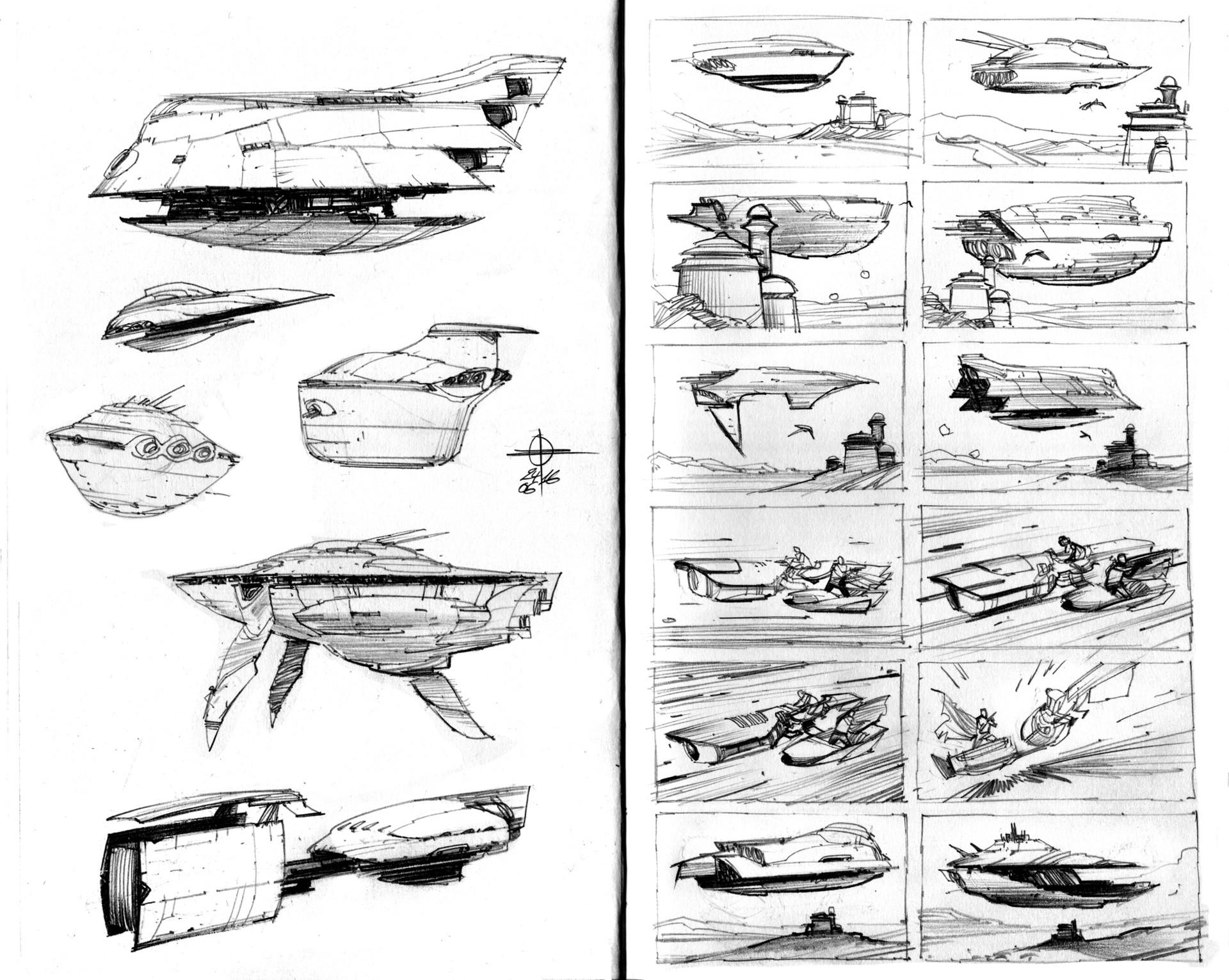 Renaud roche ride sketches06b