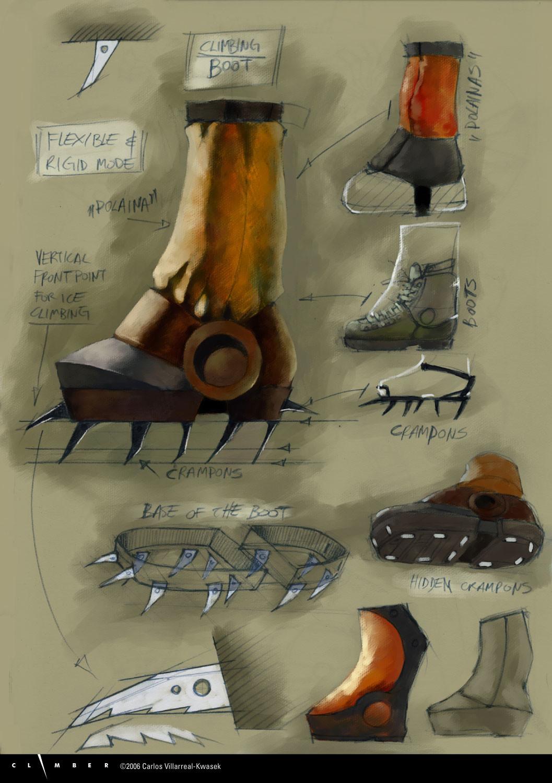 Carlos villarreal kwasek boot1