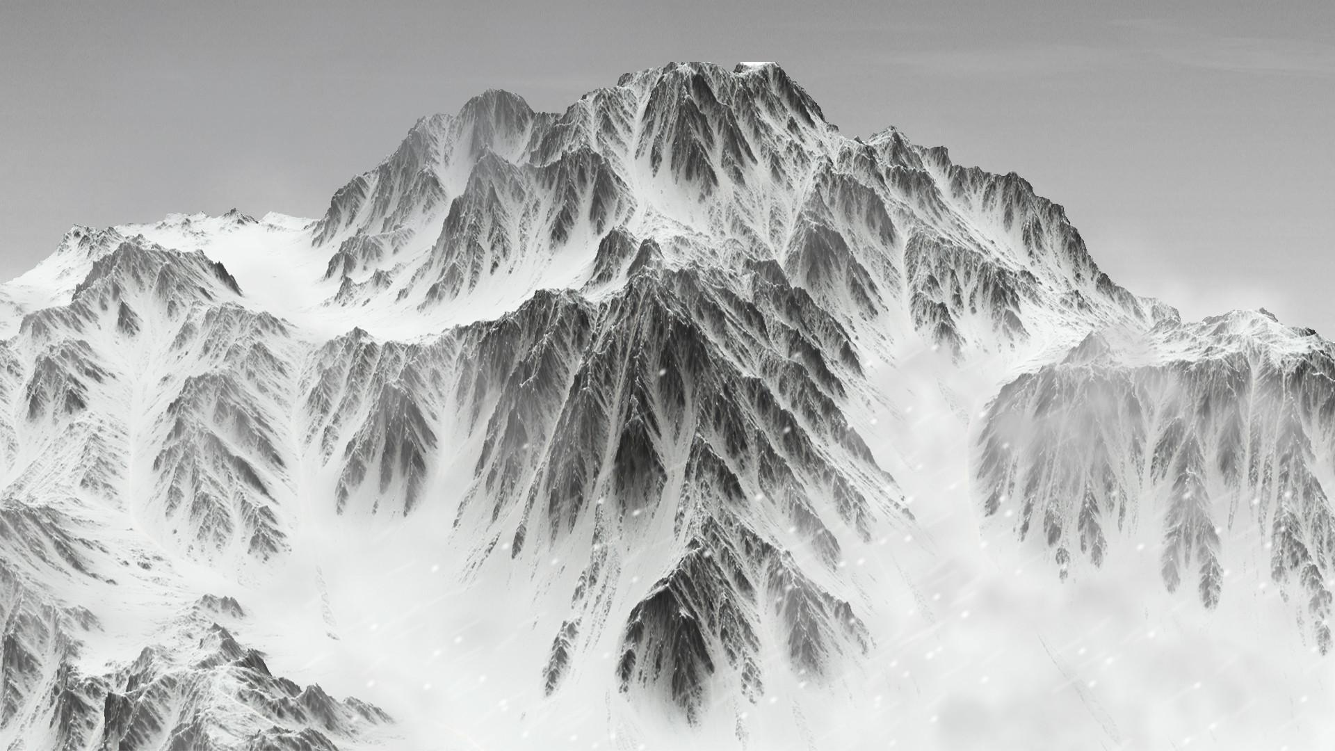 Junliang zhang snow mountain 03